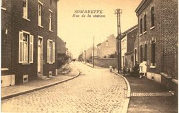 SOMBREFFE   Rue De La Station - Sombreffe
