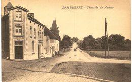 SOMBREFFE  Chaussée De Namur - Sombreffe