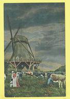* Molen - Moulin - Mill - Muhle * (série 251) Fantaisie, Fantasie, Fantasy, Payson, Vache, Koe Cow, Laitier, Laiterie - Autres