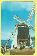 * America Antillen - Virgin Islands * (St Croix Museum) Scale Model Historic Sugar Mill, Moulin, Molen, Rare, Old - Vierges (Iles), Amér.