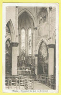 * Melsele (Beveren Waas - Gaverland) * (PIB - P.I.B.) Binnenzicht Der Kerk Van Gaverland, Intérieur église, Church Autel - Beveren-Waas