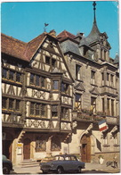 Saverne: SIMCA ARONDE P60 ETOILE '63 - Vieille Maison - (Bas-Rhin) - Voitures De Tourisme