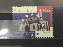Polen / Poland - Hoofdsteden, Zagreb (4.60) 2013 - 1944-.... Republiek