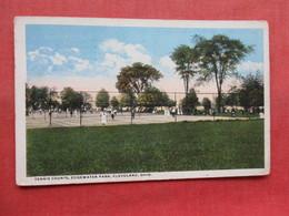 Tennis Courts Edgewater Park Cleveland Ohio      Ref 3332 - Tennis