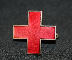 "WWI Broche Insigne D'infirmier 14/18 ""Croix Rouge Française - Red Cross"" Poilu - Tranchées WW1 - 1914-18"
