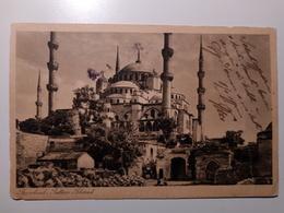 Turkey - Turkiye - Greece? - Constantinople - Stambul, Stamboul - Sultan Ahmed - 1919 - Turchia