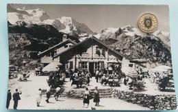 Restaurant Sustenpasshöhe, Belebt, 1958 - BE Bern
