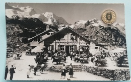 Restaurant Sustenpasshöhe, Belebt, 1958 - BE Berne