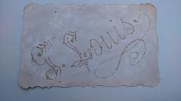 Carte Postale ( R9  ) Ancienne De Prénom ,  J    LOUIS - Firstnames