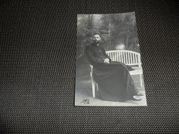 Persoon Révérend Vicaire à Wanfercée - Baulet - Curé Wayaux Près De Mellet - Curé à Wayaux ( Gosselies ) L. Carlier - Cartes Postales