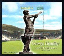 Jamaique Jamaica  Bf 057 Georges Headley , Cricket - Cricket