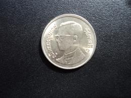 THAÏLANDE : 1 BAHT   2539 (1996) I   Y 183     SUP+ - Thailand