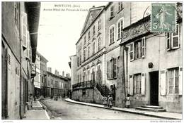 MONTLUEL   (01)       - LA GRANDE RUE -       Bb-278 - Montluel