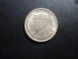 THAÏLANDE : 1 BAHT   2541 (1998)    Y 183     SUP+ - Thailand