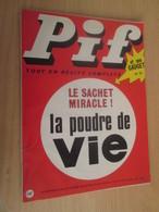 """PF519 Fascicule PF GADGET De 1970 """"LA POUDRE DE VIE"""" Les Fameux Pifises ...TRES BON ETAT GENERAL Coté 8 € En BE Au BDM - Rahan"""