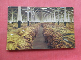 Interior Of A Loose Leaf Tobacco Warehouse      Ref 3333 - Farmers
