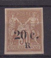 REUNION : N° 10 * TB . 1886 . - Réunion (1852-1975)