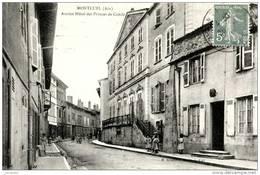 MONTLUEL   (01)       - LA GRANDE RUE -     Bb-291 - Montluel