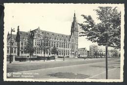 +++ CPA - BRUXELLES - BRUSSEL - Université Libre -Hoogeschool -  Nels  // - Enseignement, Ecoles Et Universités