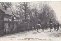 Rond D Orleans  La Chasse A Courre - Francia