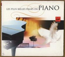 CD 16 TITRES LES PLUS BELLES PAGES DU PIANO BON ETAT & RARE - Classique
