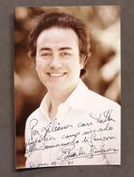 Musica Lirica - Autografo Del Cantante Edoardo Gimenez - 1981 - Autografi