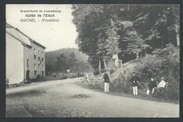 +++ CPA - Grand Duché De Luxembourg - Luxemburg - Vallée De L' EISCH - GAICHEL - Frontière    // - Luxemburg - Town