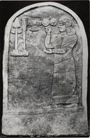 CPM Istanbul – Museum – Stele Eith Cuneiform Isncription TURKEY (851876) - Turquie