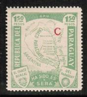 PARAGUAY  Scott # L 35* VF MINT LH (Stamp Scan # 499) - Paraguay