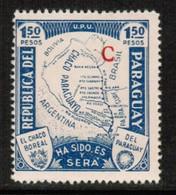 PARAGUAY  Scott # L 33* VF MINT LH (Stamp Scan # 499) - Paraguay