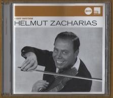 CD 24 TITRES HELMUT ZACHARIAS I GOT RHYTHM  BON ETAT & RARE - Jazz