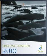 Faroe Islands  2010     Year Pack 2010   MNH (**)   ( Lot Kas) - Faeroër
