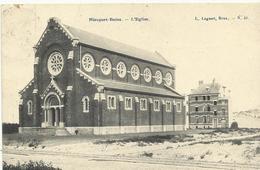 Nieupor Bains L'église   (1423) - Nieuwpoort