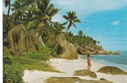 AFRIQUE. SEYCHELLES. ANSE L'UNION. LA DIGUE - Seychelles