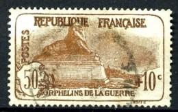 230 - 50c+10c Orphelins - Oblitéré - Oblitérés