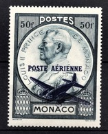 MONACO 1945 / 1946  N° 13  - PA NEUF** /3 - Airmail