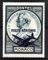 MONACO 1945 / 1946  N° 13  - PA NEUF** /9 - Airmail