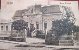 ROMAN 1926, Palatul Vila BANCA NATIONALA, Animata, Necirculata - Romania