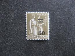 TB N° 298, Neuf XX. - France