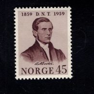 763026080 1959 SCOTT 375 POSTFRIS  MINT NEVER HINGED EINWANDFREI  (XX) ASBJORN KLOSTER - Norvège