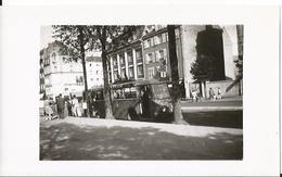 Photo -Trolleybus - Metz En 1955 - Haut Rhin - 68 - Lieux