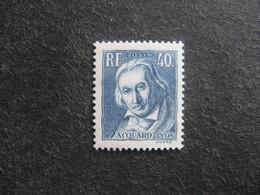 A). TB N° 295, Neuf XX . - France