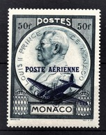 MONACO 1945 / 1946  N° 13  - PA NEUF** - Poste Aérienne