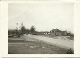 Wegen 68 En 71 Kruispunt Ruddervoorde Foto 1957  (1445) - Oostkamp