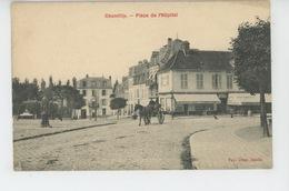 CHANTILLY - Place De L'Hôpital - Chantilly