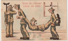 ARMÉE BELGE - VIVE LA CLASSE, - Humour