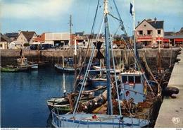 GRANDCAMP-les-BAINS.   Le Port. - France