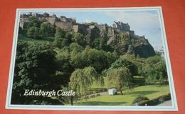 GB UK Used --- Edinburgh Castle (2 Foto)(7105AK) - Midlothian/ Edinburgh
