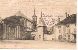 L35B801 - Eglise Village à Identifier - Témoignage De Soldat Août 1915 - Weick - France