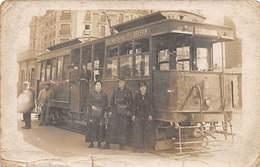 75014. N°55354.paris.porte D'orléans.tramway.en Etat.carte Photo - Arrondissement: 14